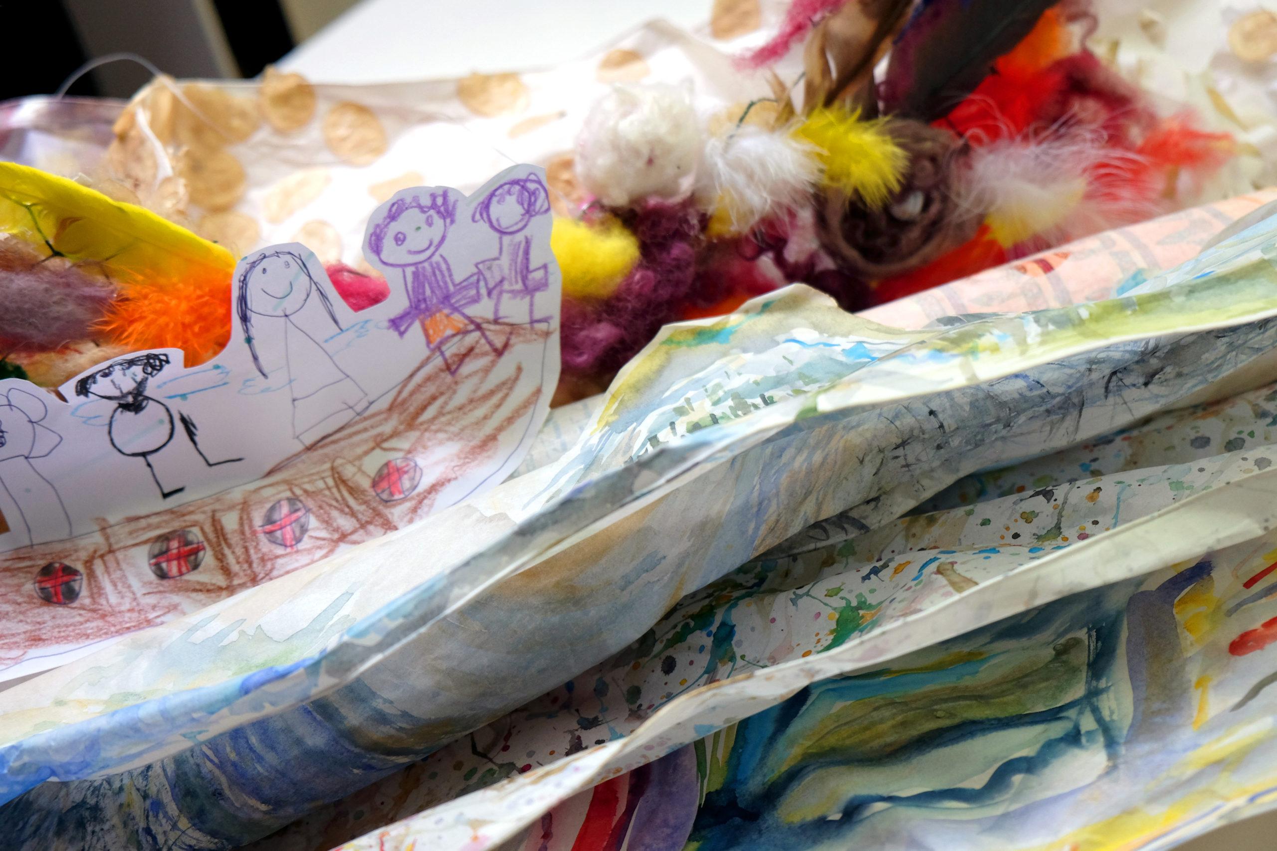 L'art représente un outil fécond et privilégié pour s'exprimer et communiquer